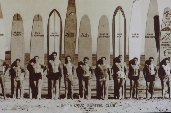 Surf Hall of Fame in Santa Cruz